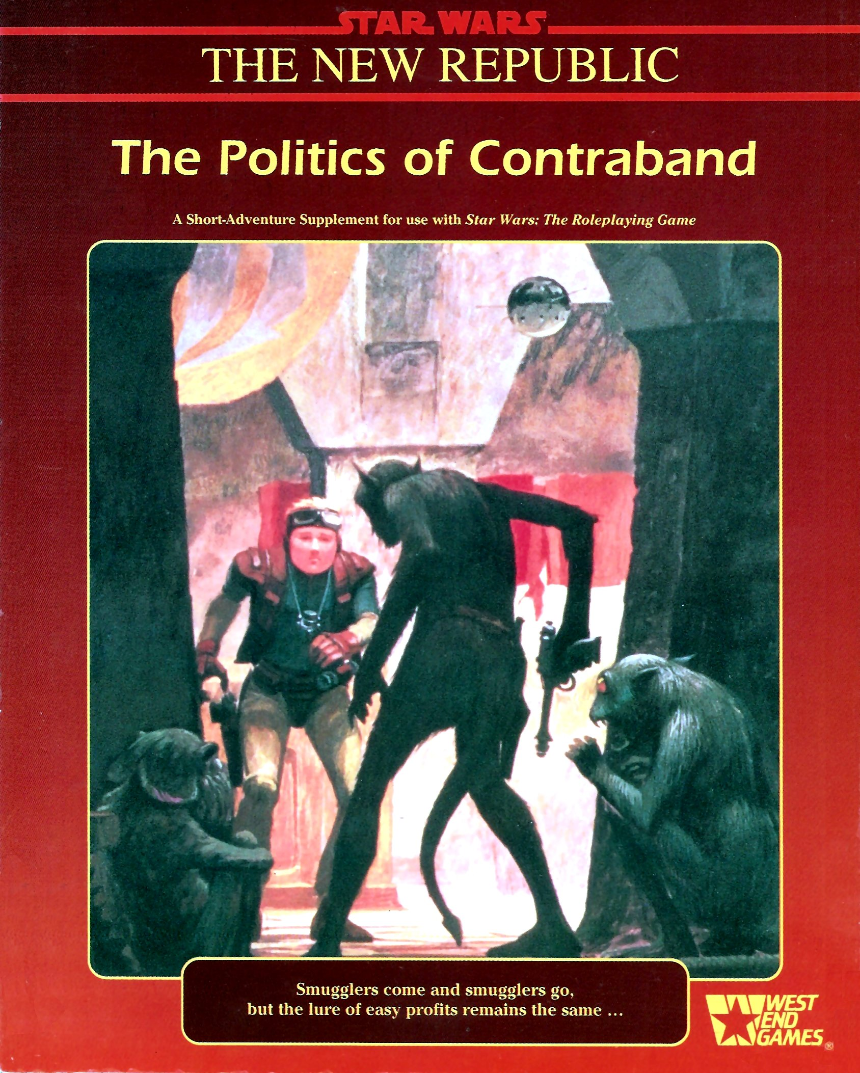 Star Wars: The Politics of Contraband