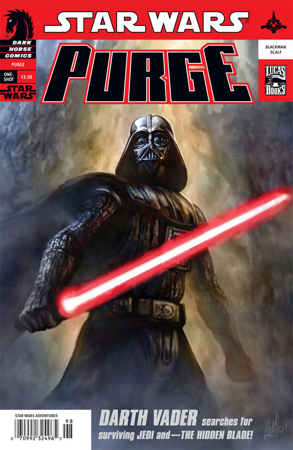 Star Wars Purge: The Hidden Blade