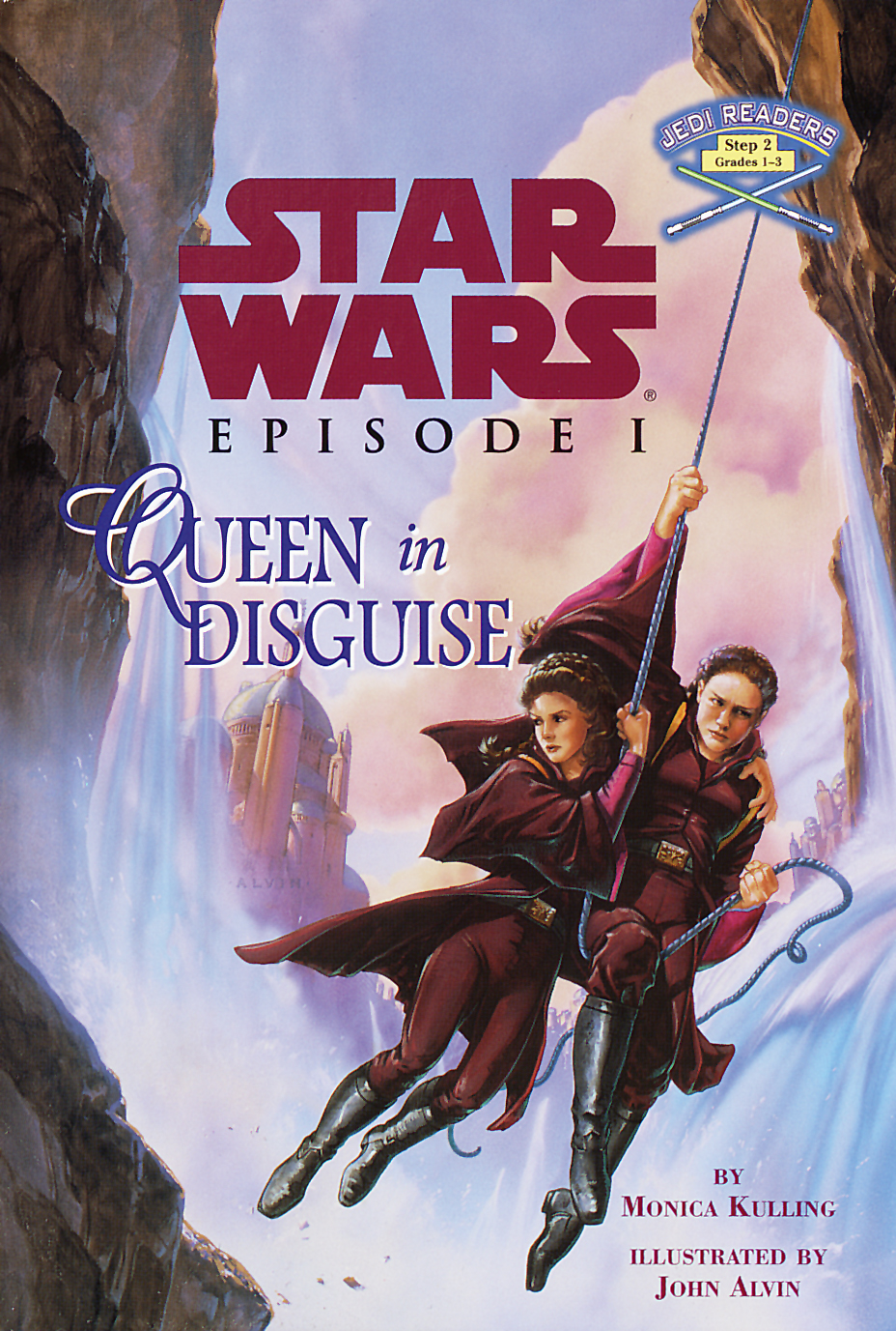 Star Wars Episode I: Queen in Disguise