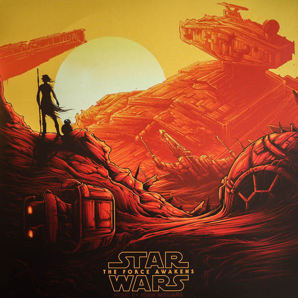 Star Wars: The Force Awakens Original Motion Picture Soundtrack (Mumford Record)