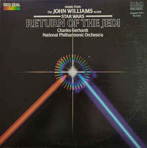 Star Wars Return of the Jedi  The Original Motion Picture Soundtrack