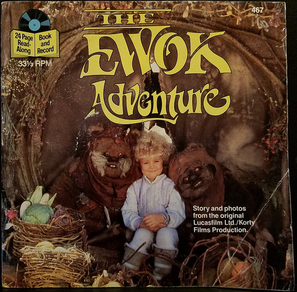 Star Wars: The Ewok Adventure (audio)