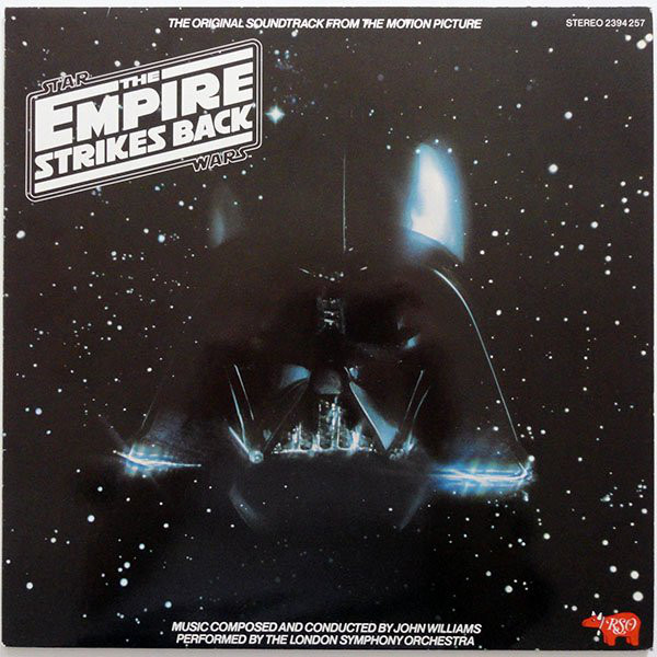 Star Wars The Empire Strikes Back: The Original Motion Picture Soundtrack