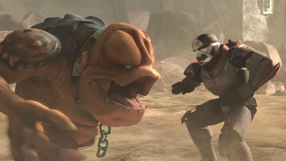 Star Wars: The Bad Batch - Rampage