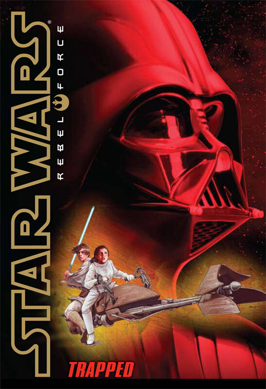 Star Wars Rebel Force: Trapped