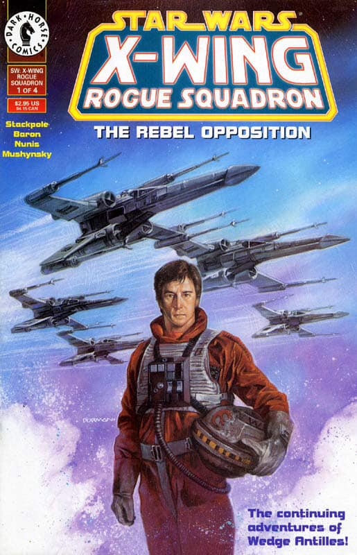 Star Wars X-Wing Rogue Squadron: The Rebel Opposition