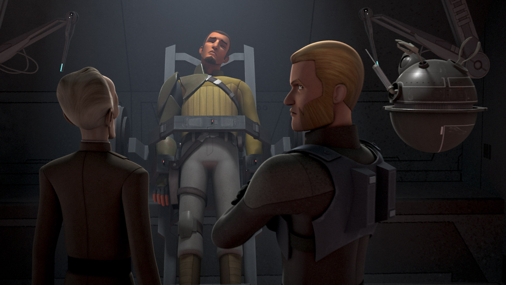 Star Wars Rebels: Rebel Resolve