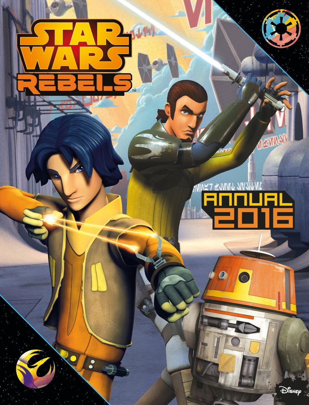 Star Wars Rebels Annual 2016
