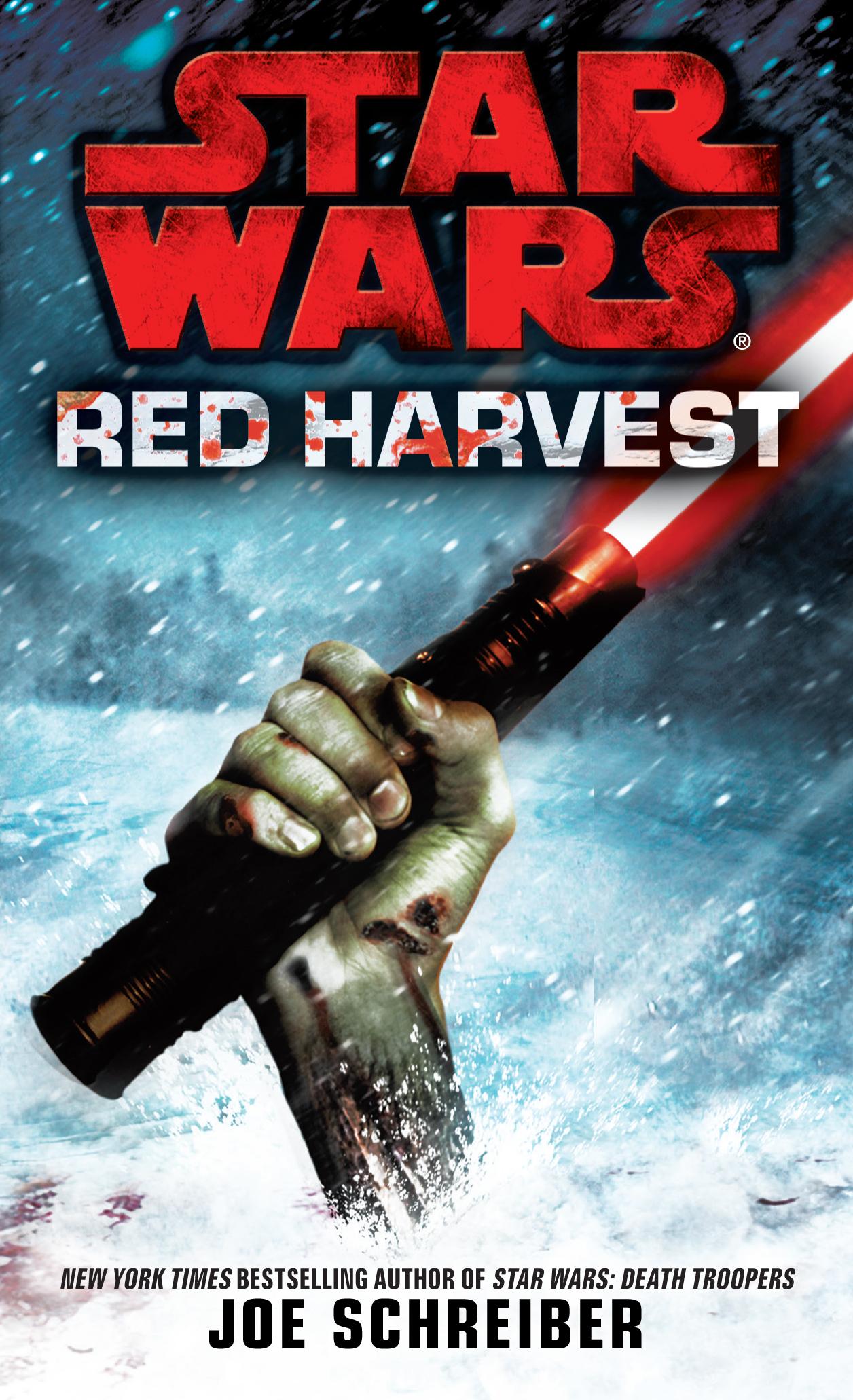 Star Wars: Red Harvest (paperback)