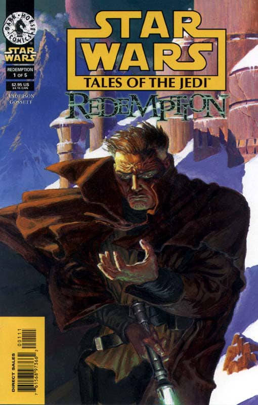 Star Wars Tales of the Jedi: Redemption