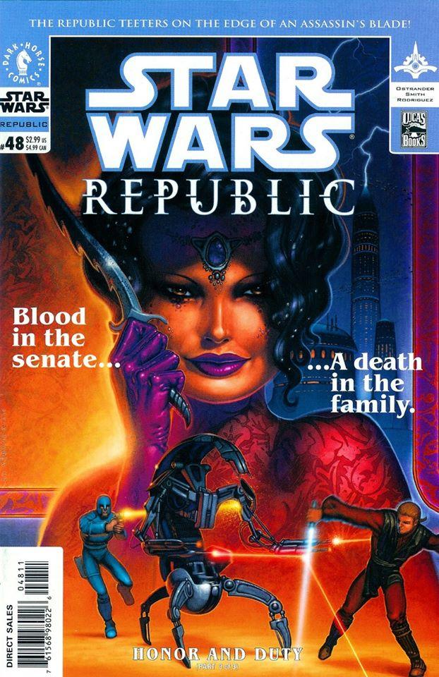 Star Wars Republic 48