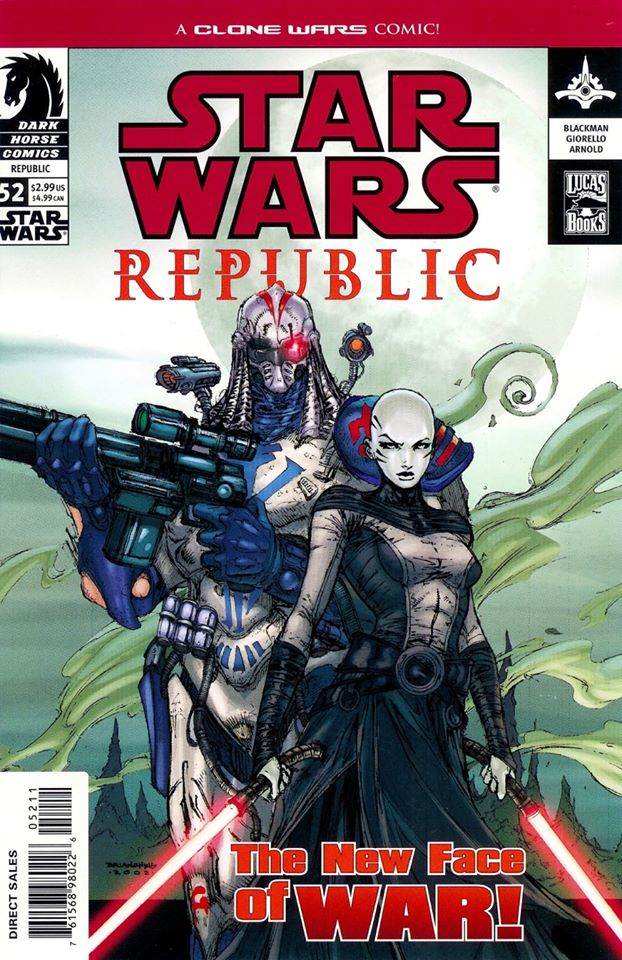 Star Wars Republic 52