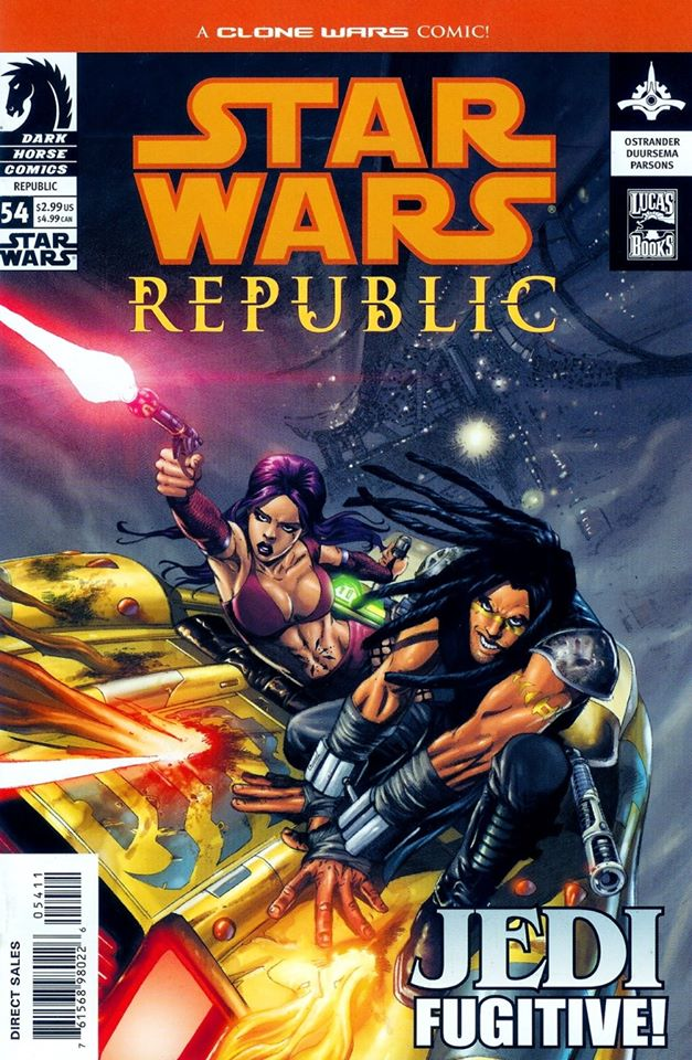 Star Wars Clone Wars: Double Blind