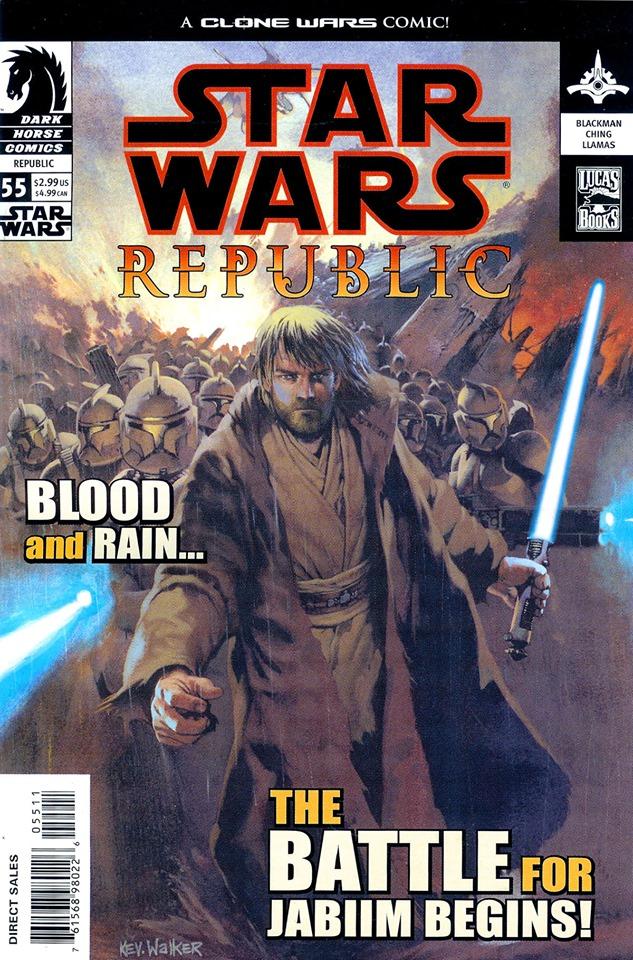 Star Wars Clone Wars: The Battle of Jabiim