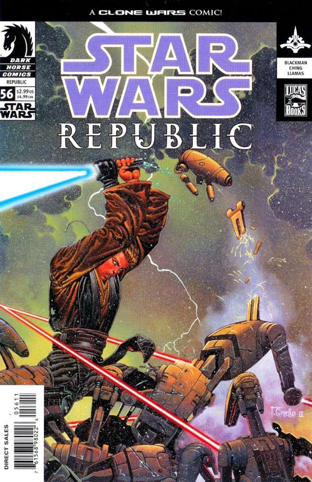 Star Wars Republic 56