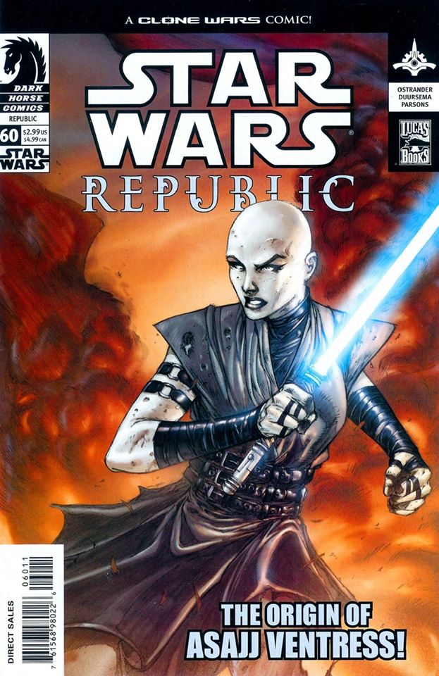 Star Wars Clone Wars: Hate and Fear