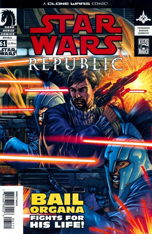 Star Wars Clone Wars: Dead Ends
