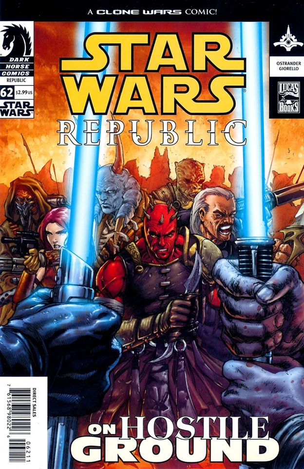 Star Wars Clone Wars: No Man's Land