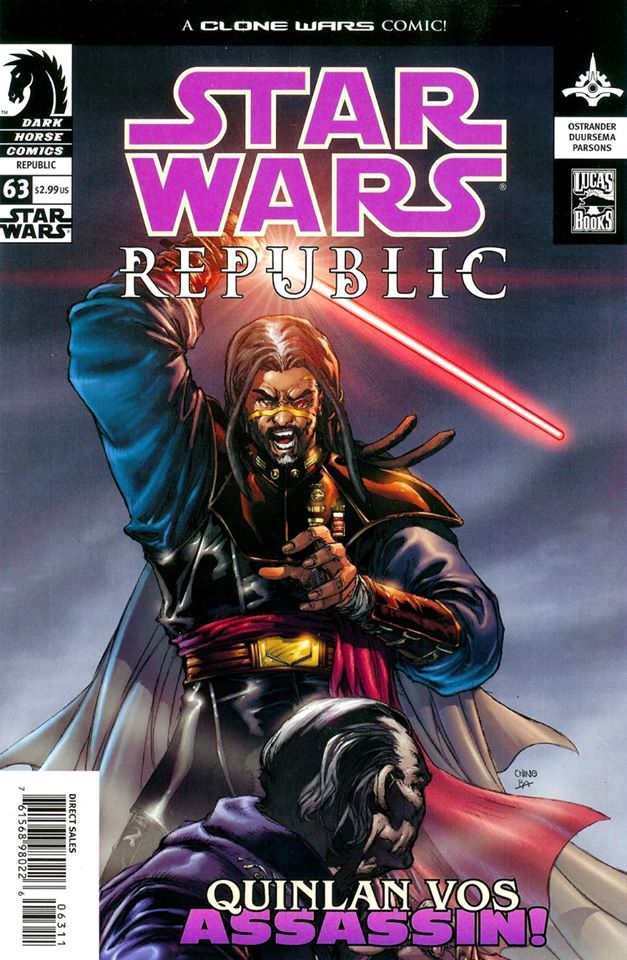 Star Wars Clone Wars: Striking from the Shadows