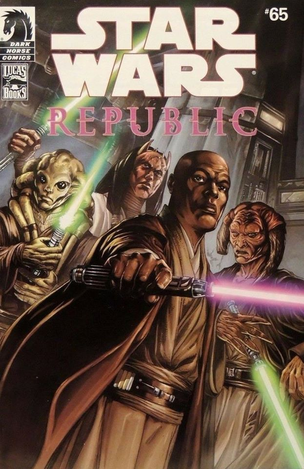 Star Wars Republic 65 (Hasbro Two-Pack)