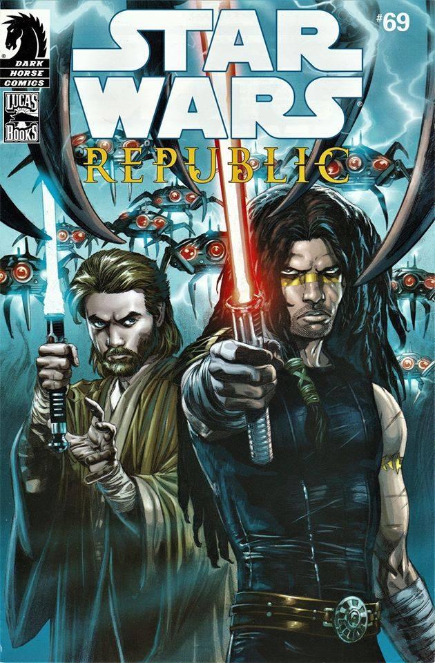 Star Wars Republic 69 (Hasbro Two-Pack)