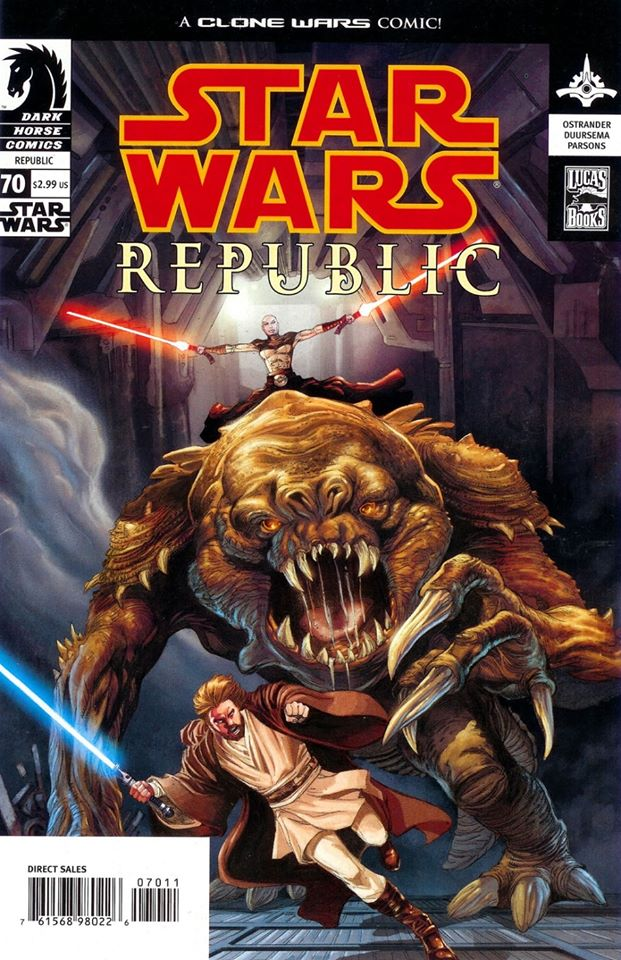 Star Wars Republic 70