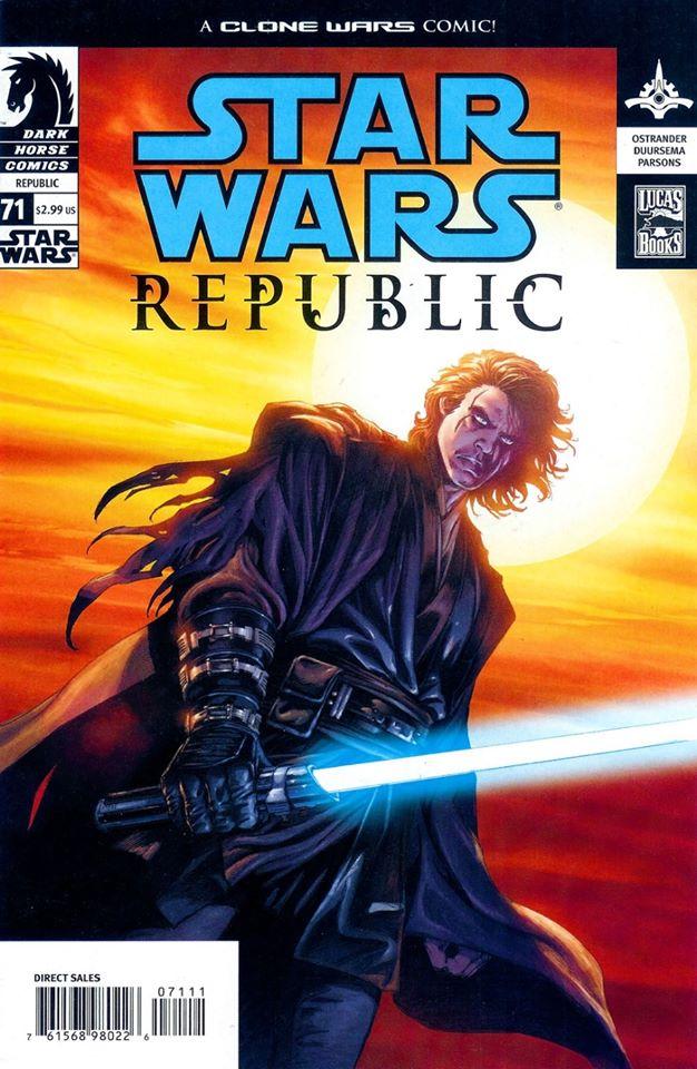 Star Wars Republic 71