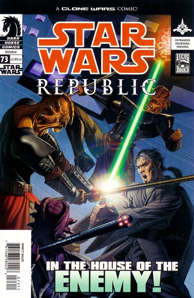Star Wars Republic 73
