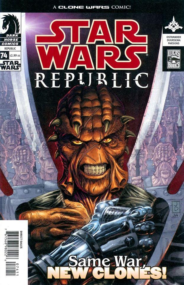 Star Wars Republic 74