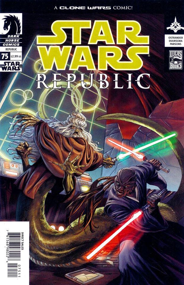 Star Wars Republic 75