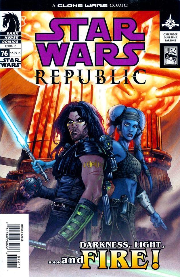 Star Wars Republic 76
