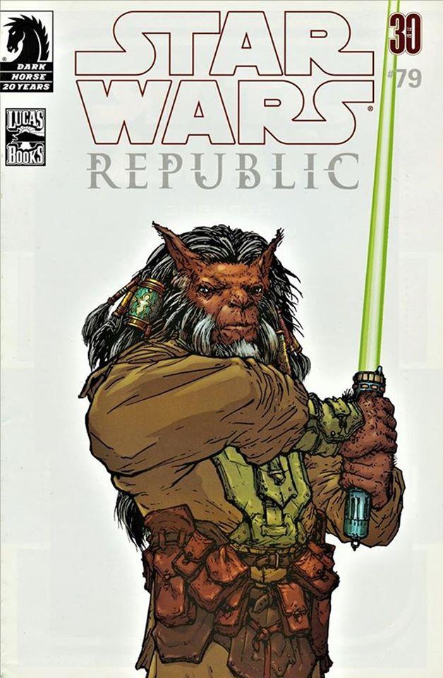 Star Wars Republic 79 (Hasbro Two-Pack)