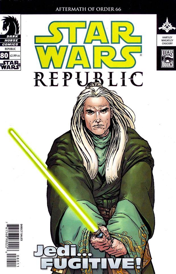 Star Wars Republic 80
