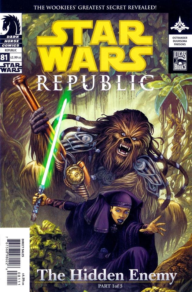 Star Wars Republic 81