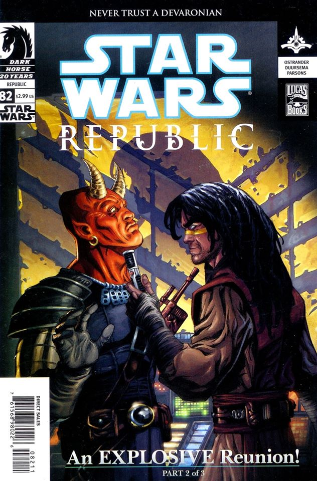 Star Wars Republic 82