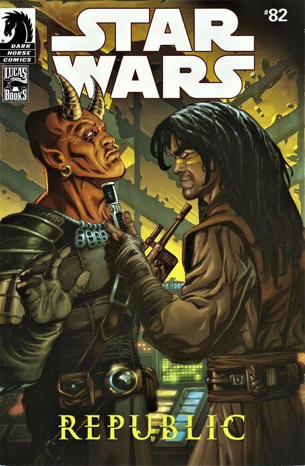 Star Wars Republic 82 (Hasbro Two-Pack)