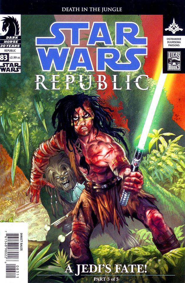 Star Wars Republic 83