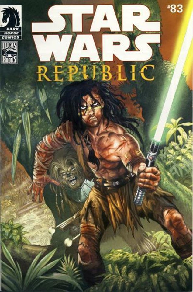Star Wars Republic 83 (Hasbro Two-Pack)