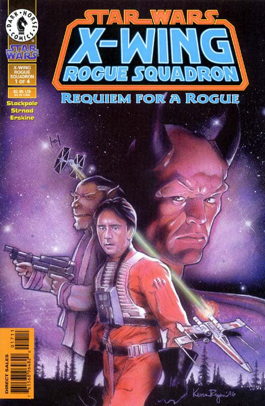 Star Wars X-Wing Rogue Squadron: Requiem for a Rogue