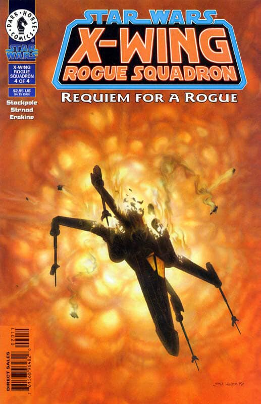 Star Wars X-Wing Rogue Squadron 20