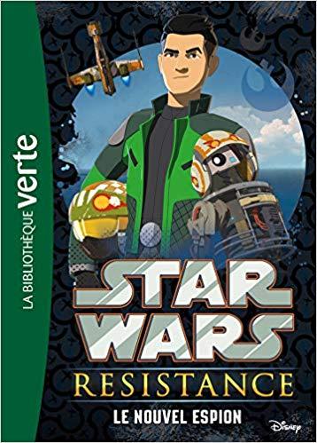 Star Wars Resistance: La Nouvel Espion