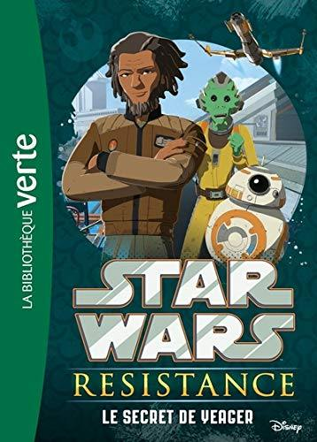 Star Wars Resistance: Le Secret de Yeager
