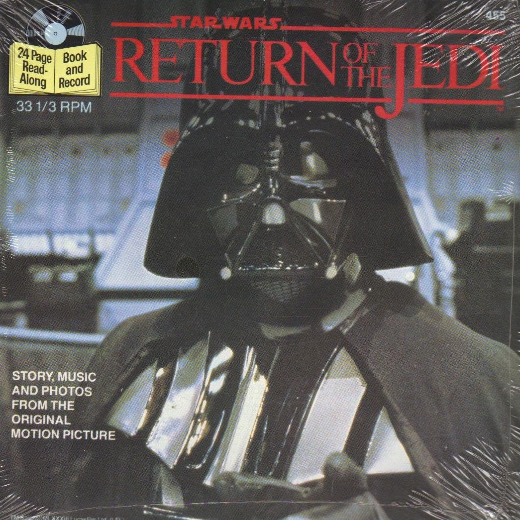 Star Wars: Return of the Jedi (Book and Record)