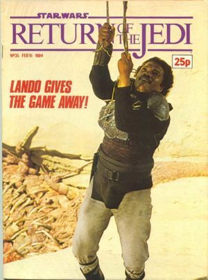 Return of the Jedi Weekly 35