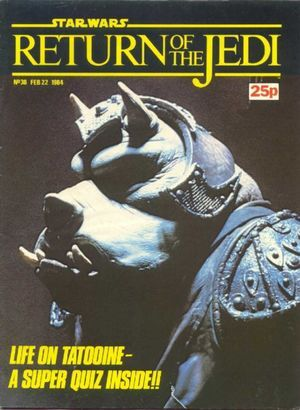 Return of the Jedi Weekly 36