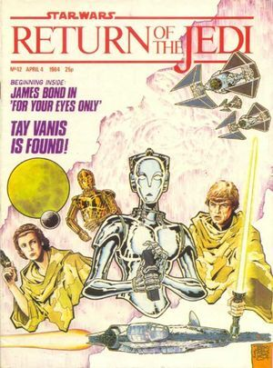 Return of the Jedi Weekly 42