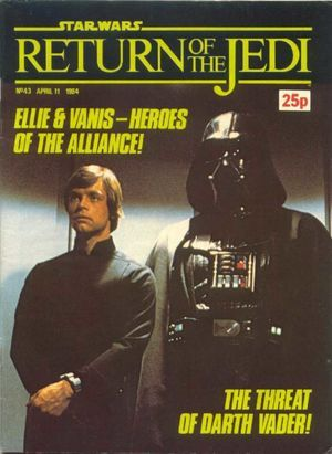 Return of the Jedi Weekly 43