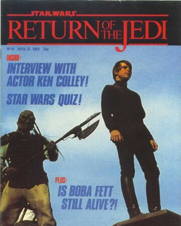 Return of the Jedi Weekly 45
