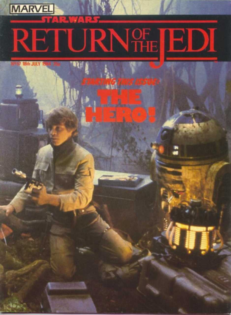 Return of the Jedi Weekly 57