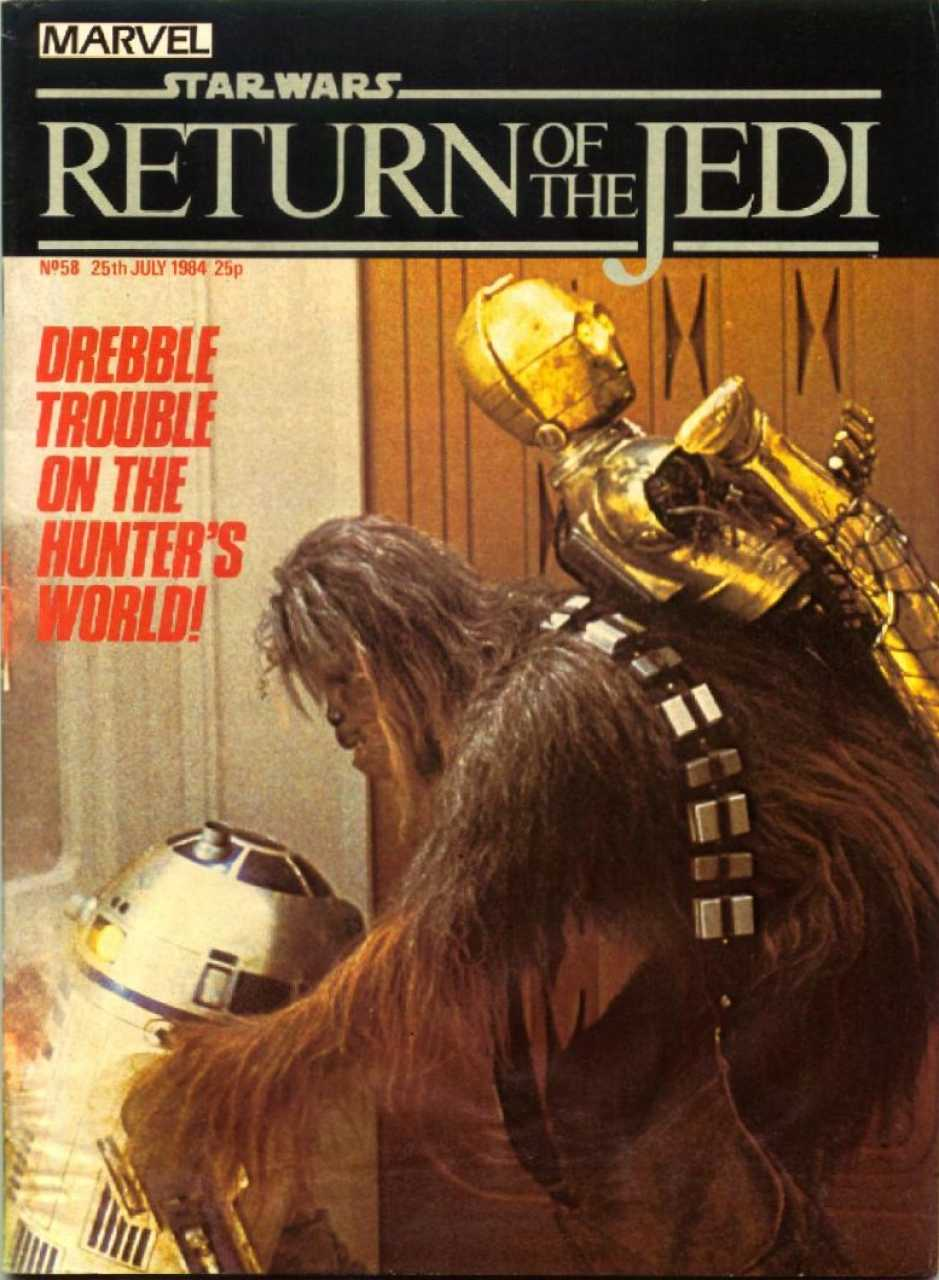 Return of the Jedi Weekly 58